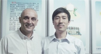 Changrong's technical adviser Luis